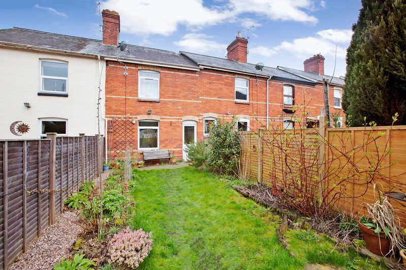 2 Bedrooms Terraced House for sale in Riverside, Wellington